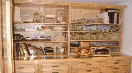 Material für Klosterarbeiten und Goldstickerei